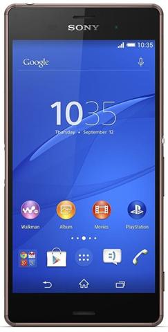 Sony Ericsson Smartphone Sony Ericsson Xperia Z3 5.2