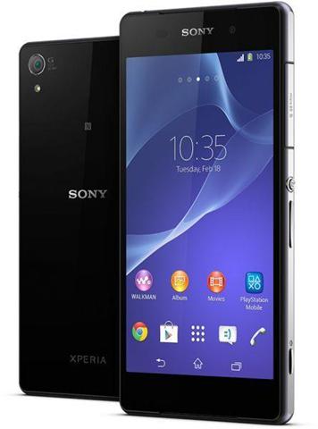 Sony Smartphone Sony Xperia Z2 D6503 4G 16 Gb Black Europa