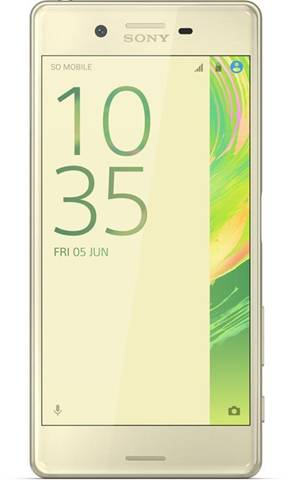 Sony Xperia X SIM singola 4G 32GB Oro