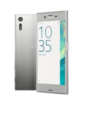 Sony Xperia XZ 4G 32GB Platinum - smartphones (Flat, TFT, 1920 x 1080 pixels, 16.78 million colours, 16:9, Multi-touch)