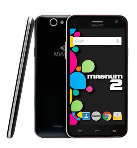 MyWiGo Smartphone Magnum 2 Black 5
