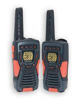 Cobra AM-1035PMR ricetrasmittente 8 canali 446.00625 - 446.09375 MHz Nero, Arancione