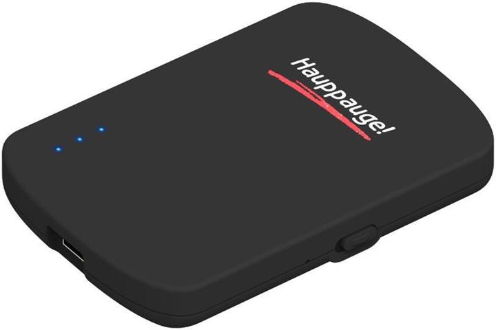 Hauppauge Media Player Hauppauge myGalerie WiFi Nero
