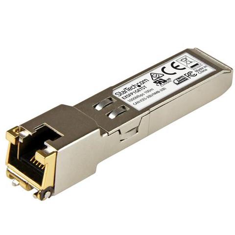 StarTech.com Juniper EX-SFP-1GE-T Compatibile Ricetrasmettitore SFP - 10/100/1000BASE-T