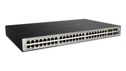 D-Link DGS-3630-52TC Gestito L3 Gigabit Ethernet (10/100/1000) Nero 1U
