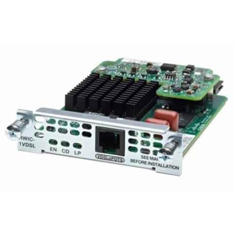 Cisco Systems EHWIC-VA-DSL-A= scheda di rete e adattatore Interno