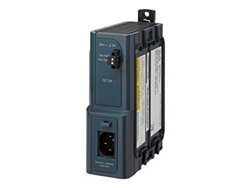 Cisco Systems PWR-IE50W-AC= 50W Grey power supply unit - power supply units (50 W, 100 - 240 V, Network switch, 1662359 h, Cisco IE-3000-4TC, IE-3000-8TC, IE-3000-4TC-E & IE-3000-8TC-E, Grey)