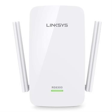Linksys AC750 300 Mbit/s Bianco