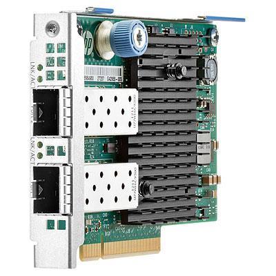 HP Switch di rete Hewlett Packard Enterprise 10Gb 2x 560FLR-SFP+ Interno Fibra 10000Mbit/s