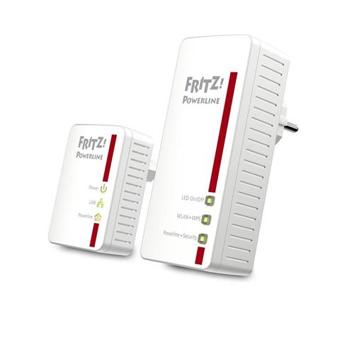 AVM FRITZ!Powerline 540E WLAN Set, DE adattatore di rete powerline