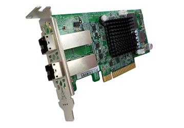 QNAP SAS-12G2E-U Interno 12000Mbit/s scheda di rete e adattatore