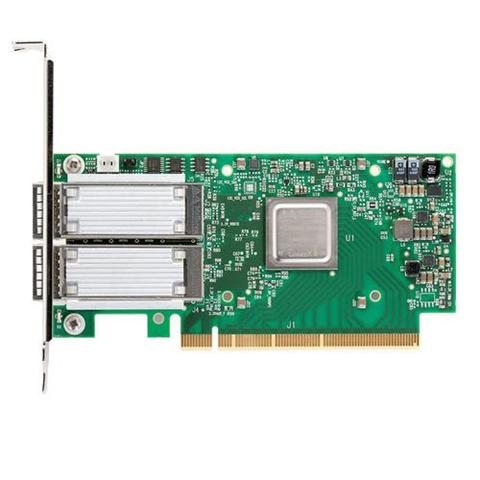 Mellanox Technologies MCX516A-CCAT scheda di rete e adattatore Interno Fibra 100000 Mbit/s
