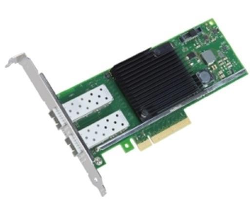 Intel X710DA2BLK scheda di rete e adattatore Fibra 10000 Mbit/s Interno