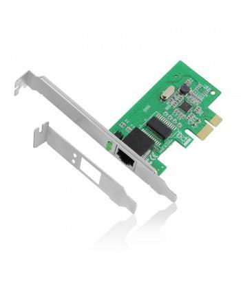 Eminent EM4029 scheda di rete e adattatore Interno Ethernet 1000 Mbit/s