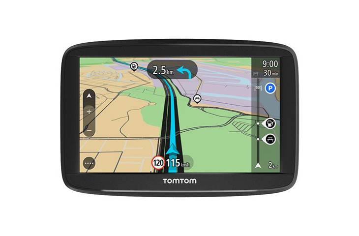TomTom Start 62 EU 45 navigatore 15,2 cm (6