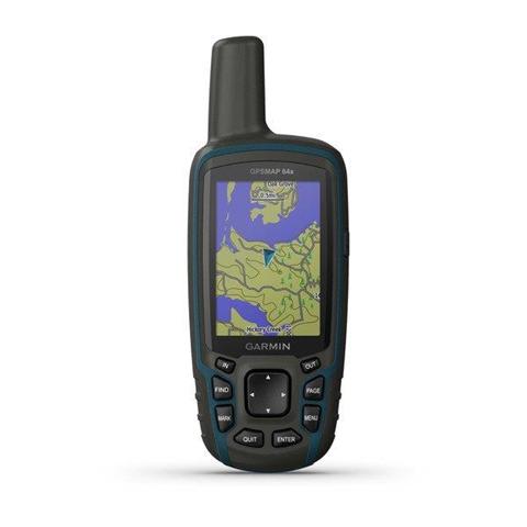 Garmin GPSMAP 64x localizzatore GPS Personale Nero, Verde 8 GB