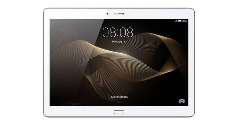 Huawei MediaPad M2 10.0 tablet Hisilicon Kirin 930 16 GB 3G 4G Argento