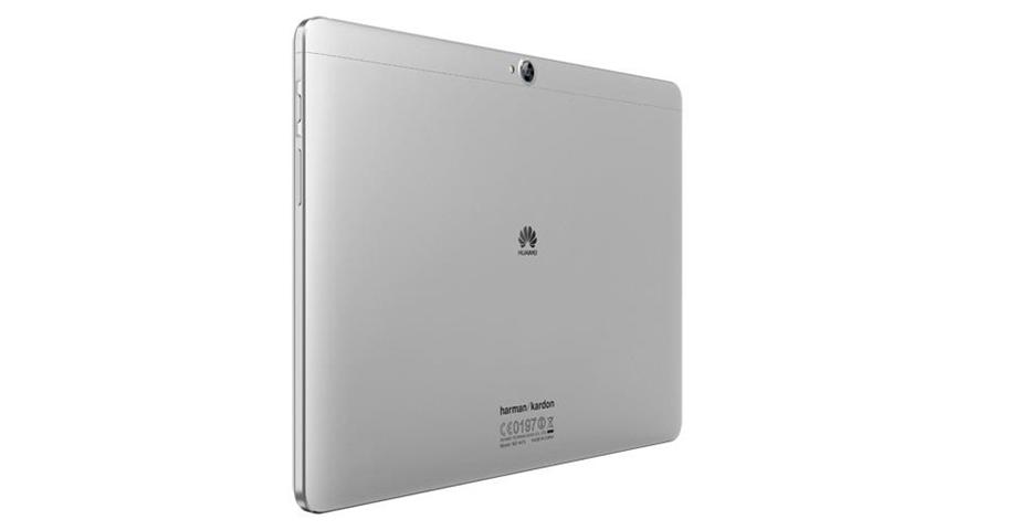 Huawei MediaPad M2 10.0 16GB 3G 4G Argento tablet