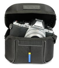 Olympus CS-44SF Compact case Black - camera cases (Compact case, Olympus, Black)
