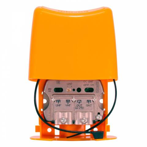 Televes 561601 amplificatore di segnale TV 47 - 2150 MHz