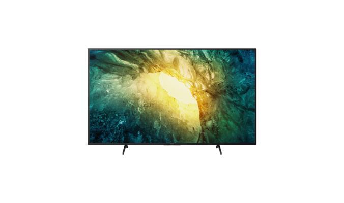 Sony KD65X7055BAEP TV 165,1 cm (65