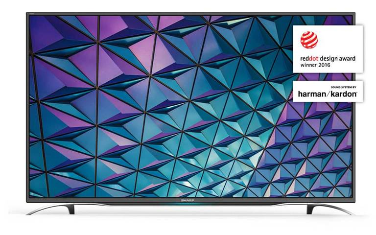 Sharp Aquos LC-49CFG6352E TV 124,5 cm (49