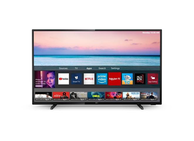 Philips 6500 series Smart TV LED UHD 4K 43PUS6504/12