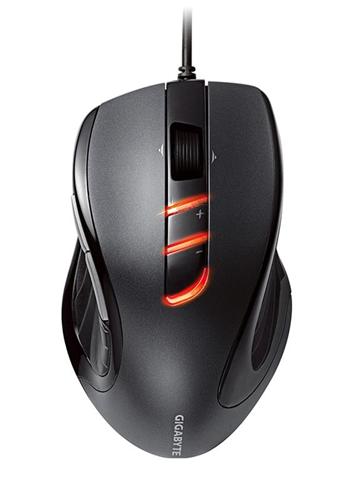 Gigabyte M6900 mouse USB tipo A Ottico 3200 DPI