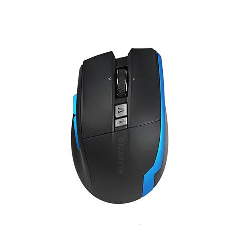 Gigabyte Mouse Wireless gigabyte aire m93 ice - black