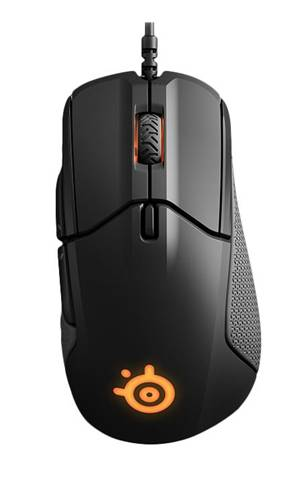 Steelseries Rival 310 mouse USB tipo A Mano destra