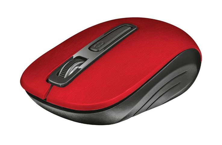Trust Aera mouse RF Wireless 1600 DPI Ambidestro