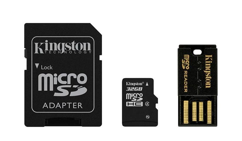 Kingston Technology MBLY4G2/32GB memoria flash MicroSDHC Classe 4