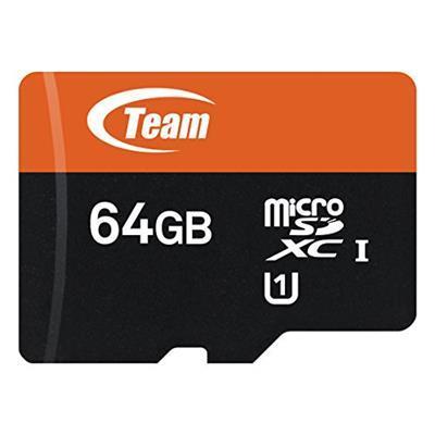 Scheda di memoria MicroSDXC Team Group, 64Gb