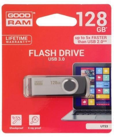 Goodram UTS3 unità flash USB 128 GB 3.2 Gen 1 (3.1 Gen 1) Rosso