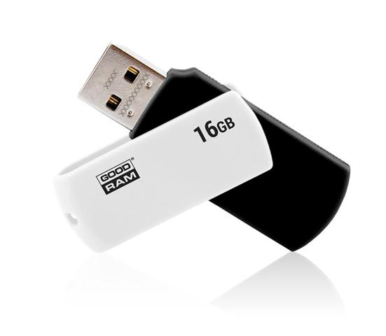 Goodram UCO2 16GB USB 2.0 Tipo-A Nero, Bianco unità flash USB
