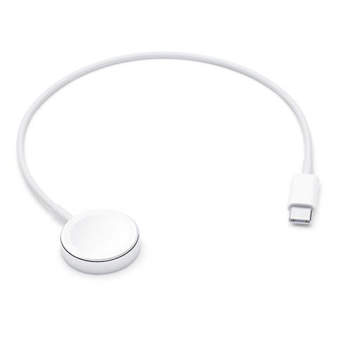 Apple MX2J2ZM/A accessorio per smartwatch Cavo di carica Bianco