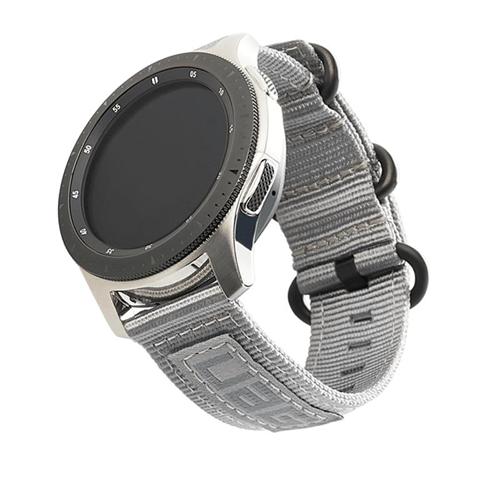 Urban Armor Gear 29181C114030 accessorio per smartwatch Band Grigio Nylon