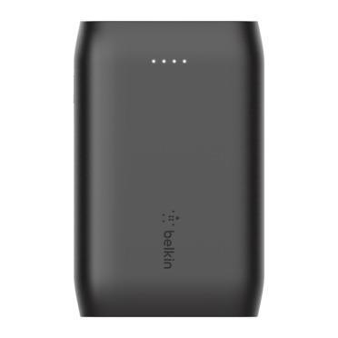 Belkin F8J267BTBLK batteria portatile Nero 10000 mAh