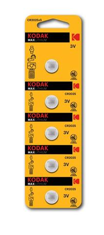 Kodak CR2025 Batteria monouso Litio