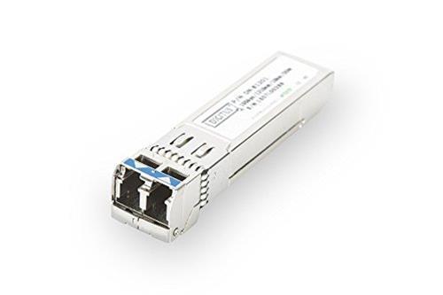 Digitus DN-81201 modulo del ricetrasmettitore di rete Fibra ottica 10000 Mbit/s mini-GBIC/SFP 1310 nm