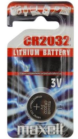 Maxell CR2032-B1 litio 3V