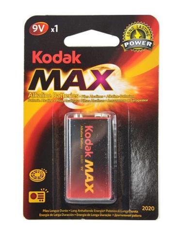Kodak 9V Batteria monouso Alcalino