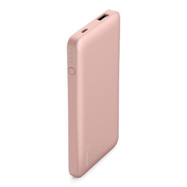 Belkin F7U019btSLV batteria portatile Argento Polimeri di litio (LiPo) 5000 mAh