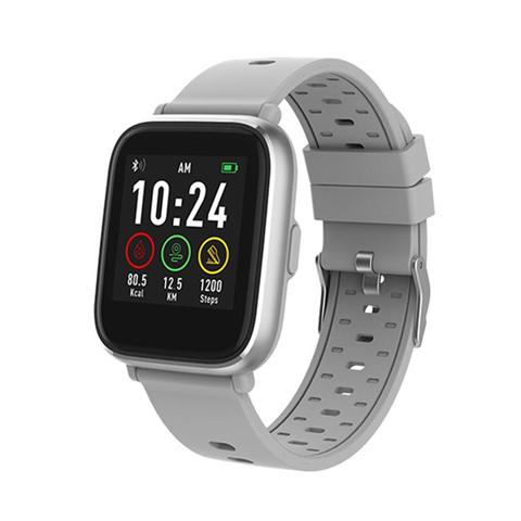 Denver SW-161GREY smartwatch Argento IPS 3,3 cm (1.3
