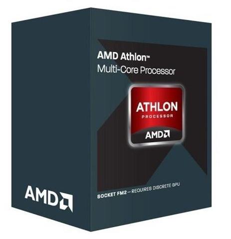 AMD Processore FM2+ AMD Athlon II X4 860K Black Edition