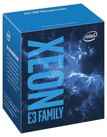 Intel Xeon E3-1240V6 processore 3,7 GHz Scatola 8 MB Cache intelligente