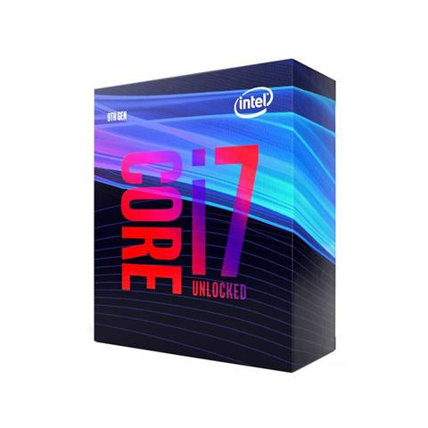 Intel Core i7-9700K processore 3,6 GHz 12 MB Cache intelligente Scatola