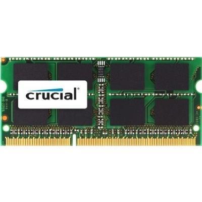 Crucial 4GB DDR3-1333 memoria 1333 MHz
