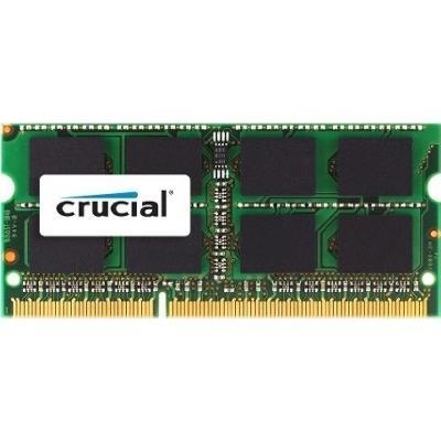 Crucial 8GB DDR3-1333 8GB DDR3 1333MHz memoria