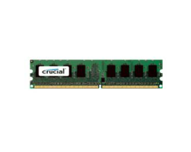 Crucial CT51272BD160BJ memoria 4 GB DDR3 1600 MHz Data Integrity Check (verifica integrità dati)